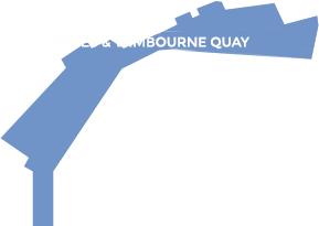 Bates & Wimbourne Quay
