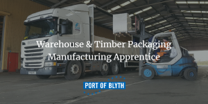 Warehouse & Timber Packaging Manufacturing Apprentice