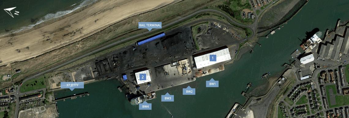 Battleship Wharf