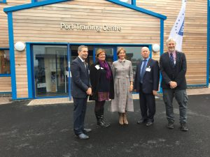 Duchess opens Blyth Education and Community Hub