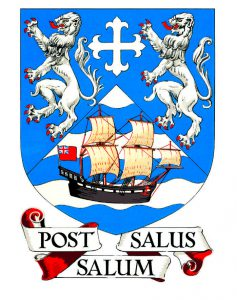 Blyth Harbour Commission Crest