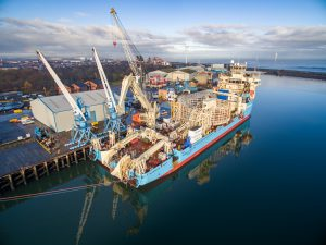 Port of Blyth Post Record Financial Results
