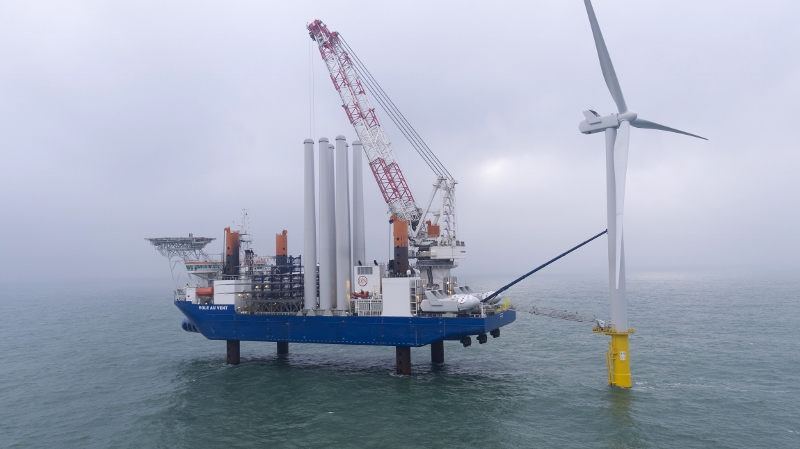 Edf To Host Blyth Demonstrator Offshore Wind Farm Public