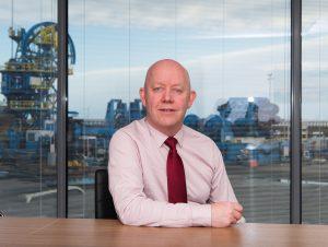 Martin Lawlor Chairman, British Ports Association BPA