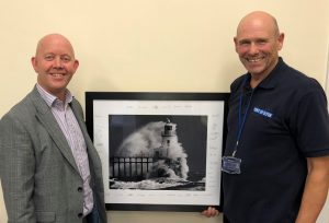 Operations Manager Ian Walker Retires