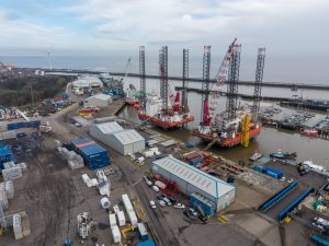 Port of Blyth Offshore Energy 2018