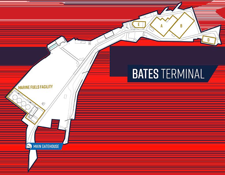 Bates Terminal