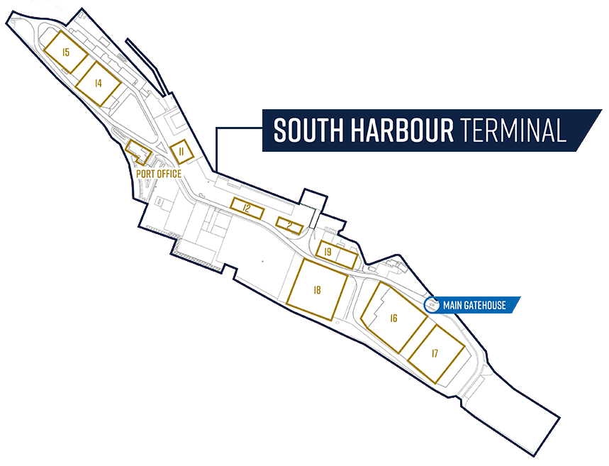 South Harbour Terminal