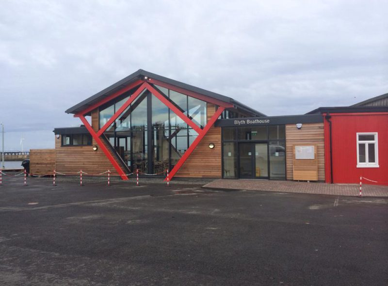 Blyth Education & Community Hub Officially Opened