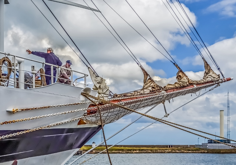 North Sea Tall Ships Regatta Blyth 2016