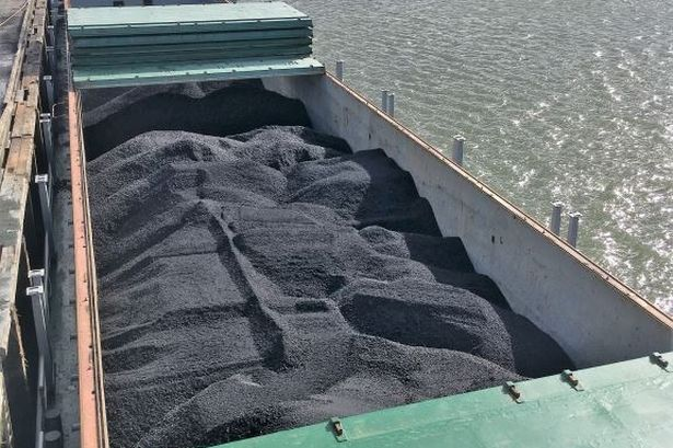 Client coal export from Port of Blyth