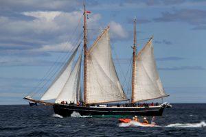 Blyth Tall Ship Antarctica