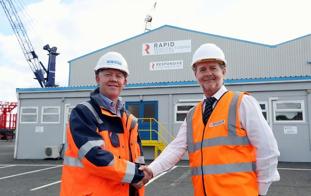 Port of Blyth Welcome Responsive Engineering