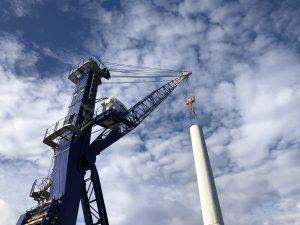 Port of Blyth Wind Turbine Training Facility