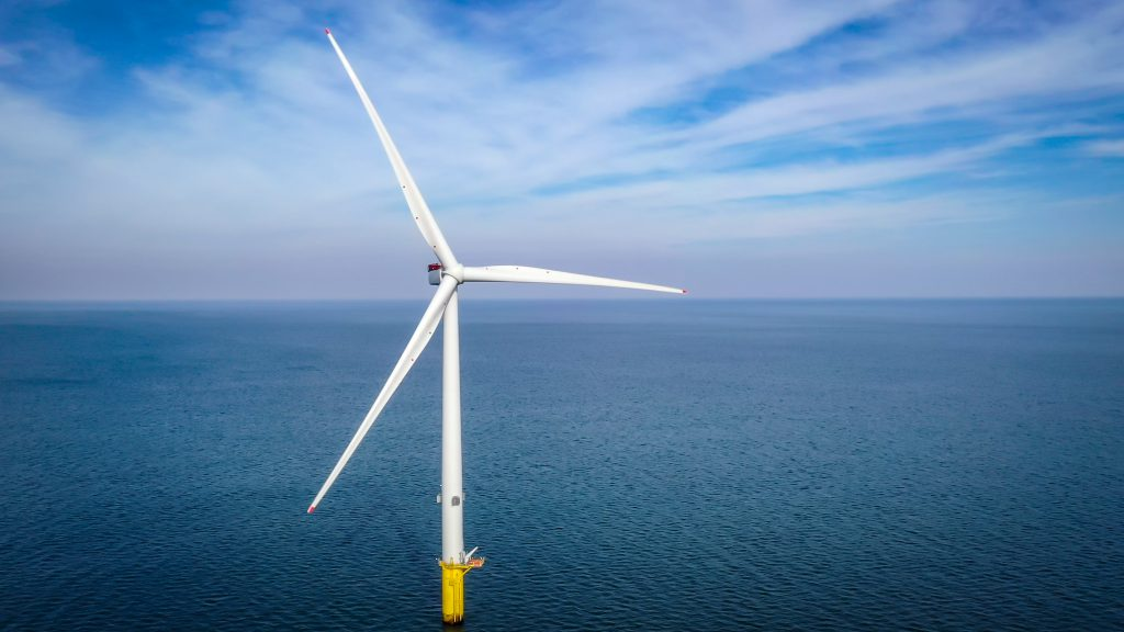 Blyth Offshore Demonstrator Wind Farm