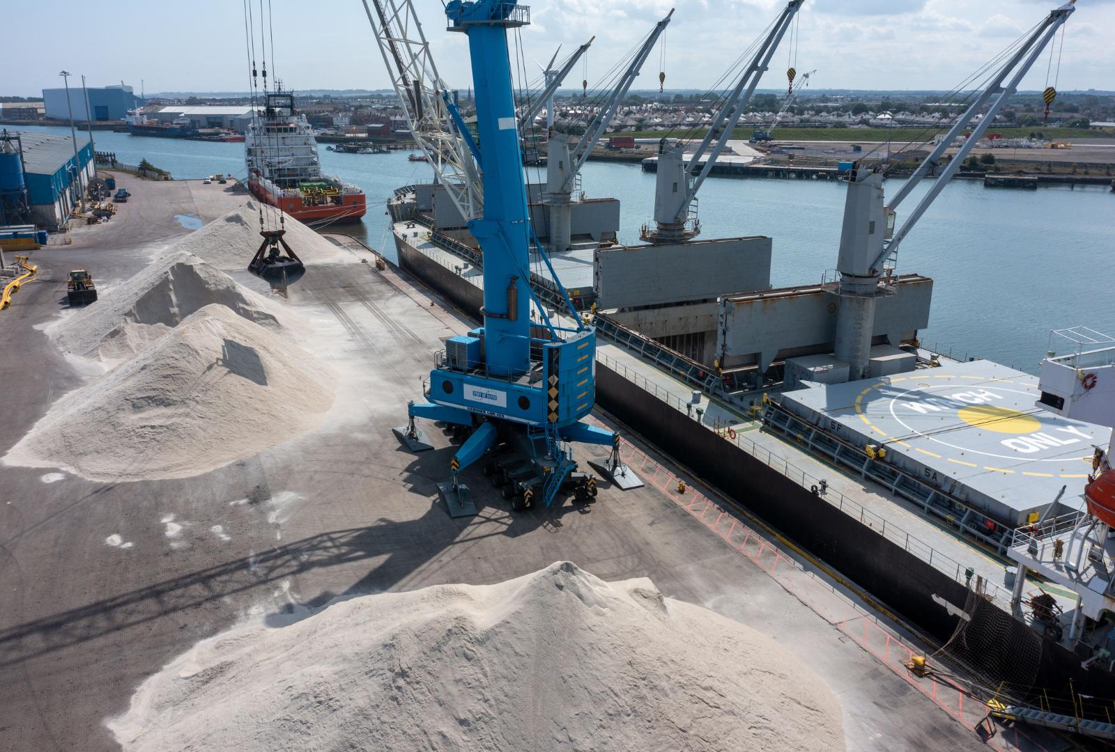 Largest cargo
