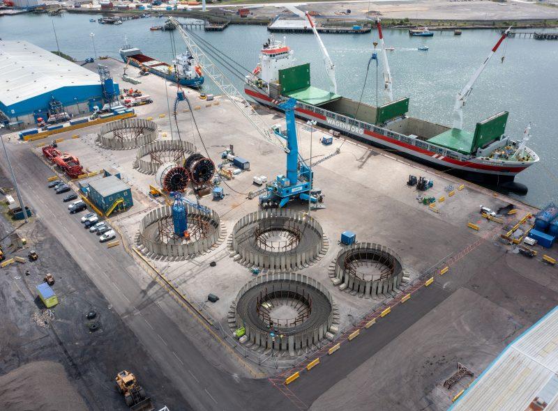 Seagreen Offshore Wind Farm